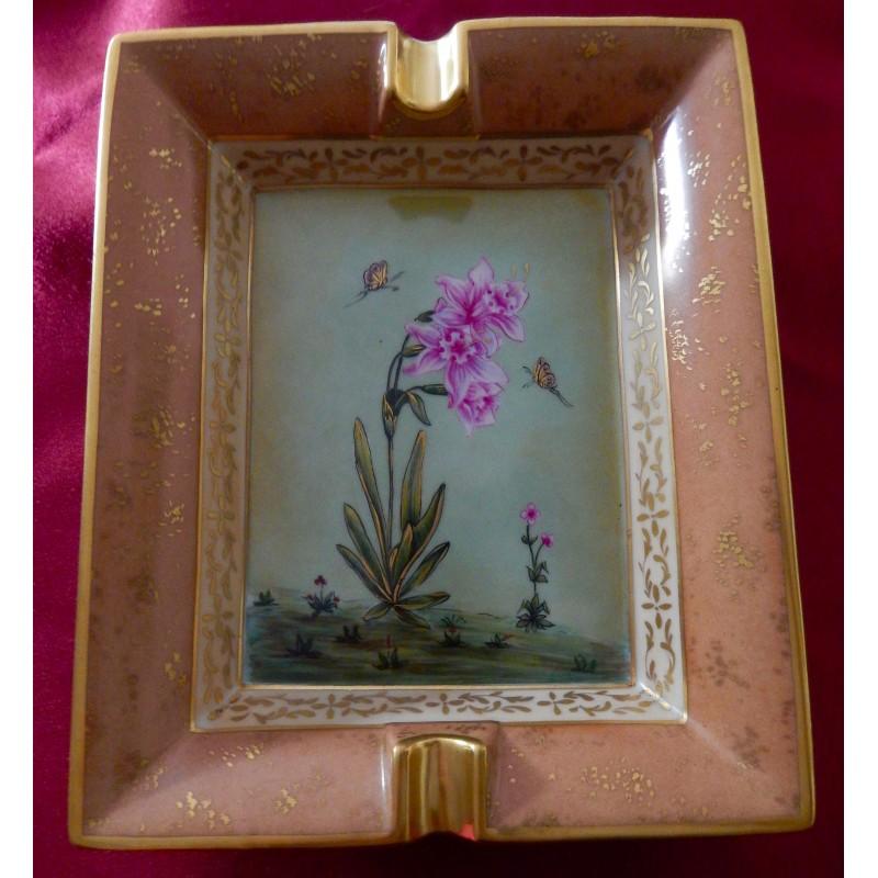 Cendrier vide-poche Hermès Fleur
