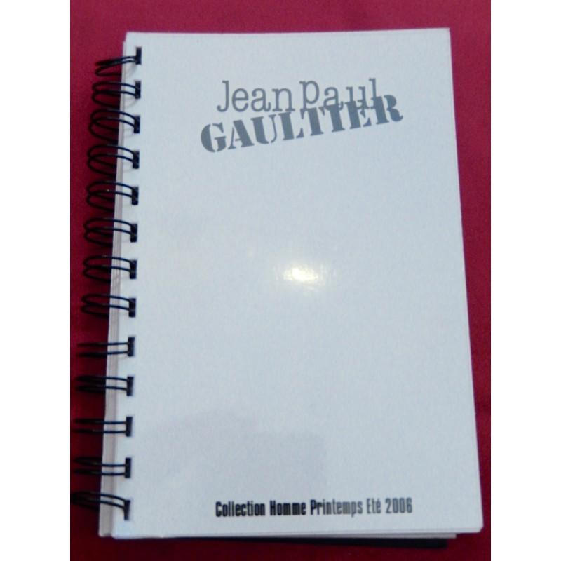 Dossier Jean-Paul Gaultier haute couture homme printemps-été 2006