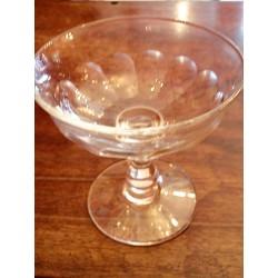 Coupes à champagne cristal