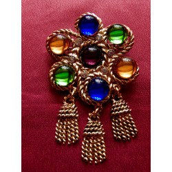 Broche Yves Saint Laurent...