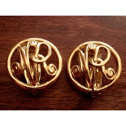 Boucles d'oreilles Nina Ricci