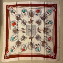 Carré foulard Hermès À...