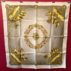 Carré foulard Hermès Cosmos