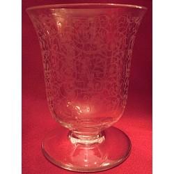 Vase Baccarat Michel Angelo