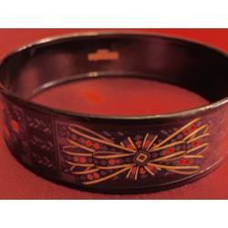 Bracelet émail Hermès Les...